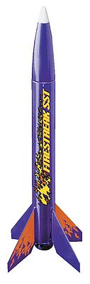 model rockets,estes rockets,Firestreak SST Rocket Kits (24) -- Model Rocket Bulk Pack -- Easy To Assemble -- #1792
